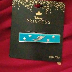 Disney little mermaid hair clip